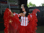Quillama Folkloric Group dancer